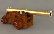 Корабельная пушка