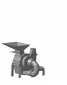 Модернизация дробилки