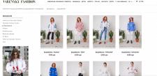Интернет-магазин вышиванок