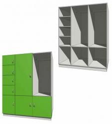 Проектирование шкафа. Отрисовка шкафа