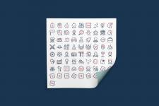 Комплект иконок для интернет-магазина