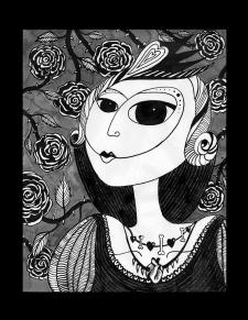 королева червей