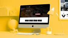 Вёрстка сайта для онлайн кредита