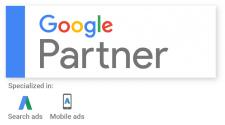 Сертифицированный партнёр Google Partners