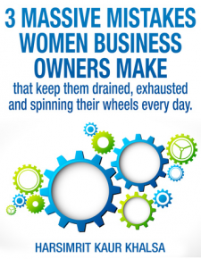 Mistakes Woman Business