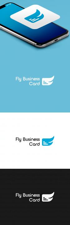 Логотип для сервиса обмена контактами