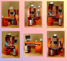 Фотосъёмка для мебельной фабрики. Компьютерные сто