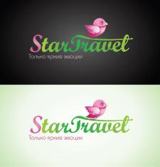 Логотип компании StarTravel