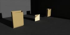 Визуализация Бумажных пакетов