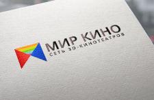 Логотип для сети кинотеатров