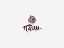 логотип флориста