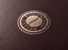 Логотип Філіжанка кави
