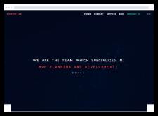Stanton-Lab - сайт портфолио