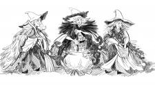 Канун всех святых - Ведьмы
