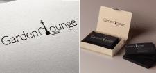 """Логотип для сети кальянных """"Lounge Garden"""""""