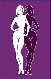Вторая версия логотипа салона красоты