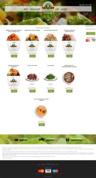 Доставка Азиатской кухни. Pandabox.com.ua
