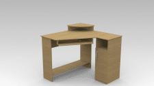 Стол рабочий 3D