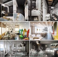 Дизайн інтер'єрів офісів, квартир, будинків