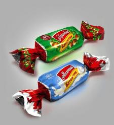 Этикетка конфет