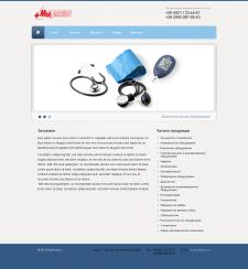 Сайт МедТехника