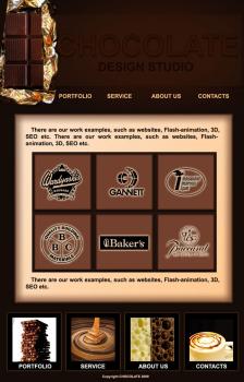 """Дизайн-студия """"CHOCOLATE"""""""