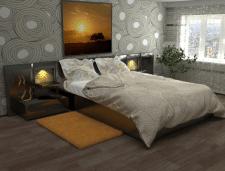 Двуспальная кровать в каталог интернет магазина.