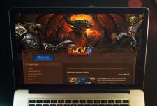 Разработка информационного портала игры World of W