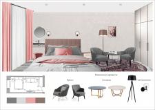Коллаж комнаты