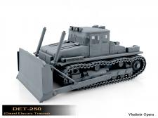 DET-250 (Diesel Electric Tractor) (1)