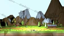 3Д реклама вашего продукта (пейзаж)