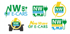 Лого для сервиса по продаже электрокаров