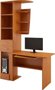 Моделирование и визуализация компьютерного стола