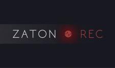"""Логотип """"Zaton rec"""""""