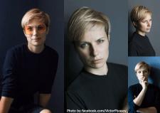 Женский портрет в деловом стиле
