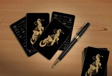 """Рекламная карта """"Джокер"""" для клуба"""