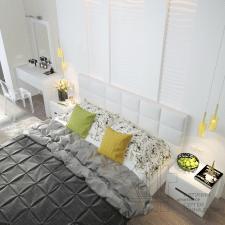 дизайн-проект интерьеров квартиры в г.Запорожье