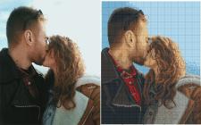 Портрет влюблённых