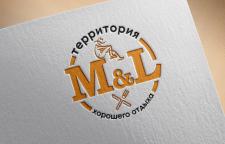 Логотип для кафе M&L