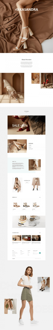 Casandra — online-store