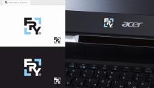 Логотип для поставщика оргтехники компании FRY.