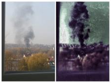 Обработка фото с полным изменением атмосферы