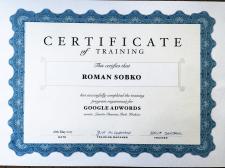 2 years working at Google Adwords c. Krakow