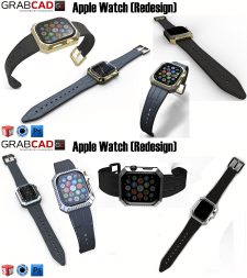Apple Watch (Redesign)
