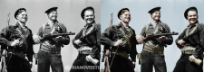 Морские пехотинцы, ВМВ