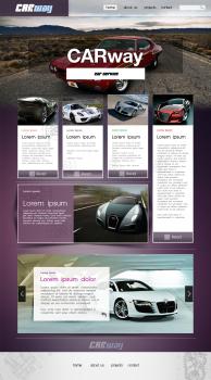 Разработка имидживого сайта