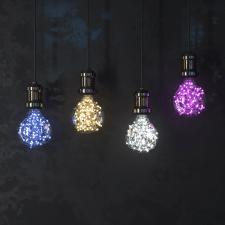 Лампы Лофт. Предметная визуализация