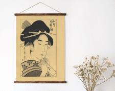 Копия японской гравюры