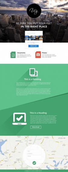 HTML/CSS верстка из .psd
