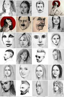 Портрет 2020 - II